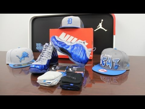 Nike Foamposite One Sport Royal Review