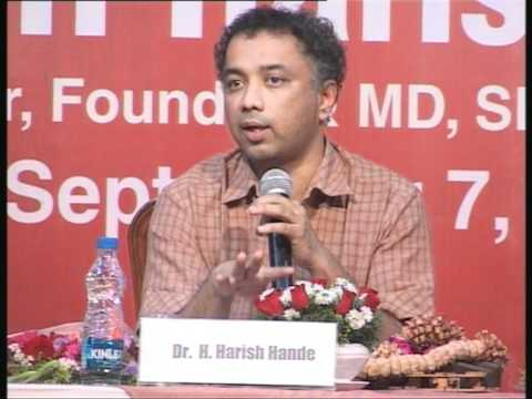 Leadership Lecture by Dr H. Harish Hande Part # 3/4