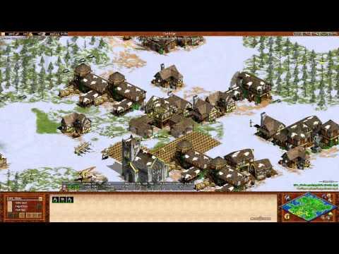 Aoe2 Theviper Vs Chris 2k Legends Game