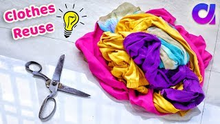 Best reuse idea of Old Leggings | Old Cloth Reuse | Diy art and craft |Cool craft idea | Artkala 445