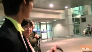[FanCam] 130422 BOYFRIEND-Incheon Airport Youngmin focus