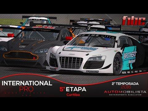 F1BC International Pro 2016/2 05 Curitiba