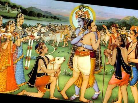 Maha Mantra Hare Krishna Jagjit and Chitra Singh