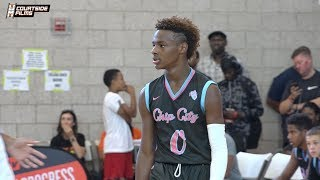 Bronny James and the North Coast Blue Chips TOOK Over Vegas!! FULL Highlights From Championship Run!