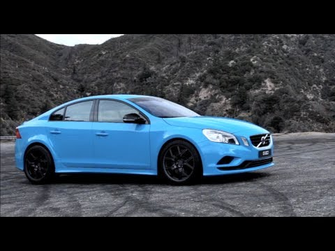 508 Horsepower Volvo S60 Polestar - CAR and DRIVER