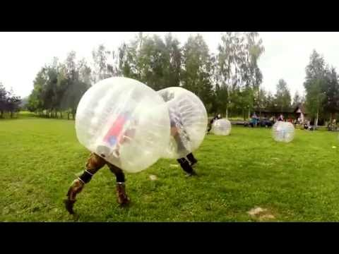 KAWALERSKIE BUBBLE FIGHTERS SOCCER
