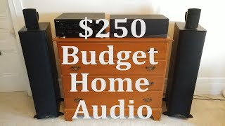 $250 Budget Home Audio (Klipsch)