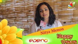 100% Love - Nitya Menon and Dulqar Salman Interview | 100 Days Of Love | Onam Special  Interview | VijayKumar