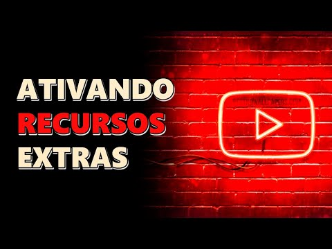 Como verificar conta e ativar recursos do Youtube? Manual do Youtube thumbnail