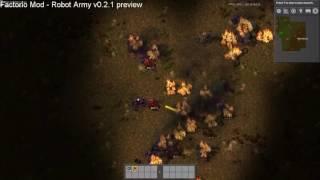 Robot Army mod - Firebot preview (v0.2.1)