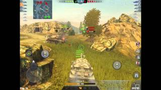 IS-7 Mines 7 Kills [WoT Blitz]