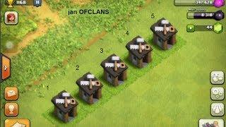 download lagu Clash Of Clans - 5 Builders Huts gratis