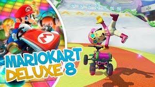 Super Kirby Kart 8 Deluxe | Online (Carreras) | Mario Kart 8 Deluxe