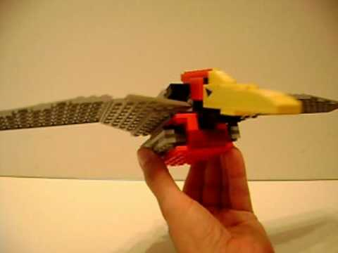 Lego Transformers - G1 Swoop