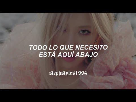 Download Lagu ROSÉ - On The Ground [video oficial] (traducida al español).mp3
