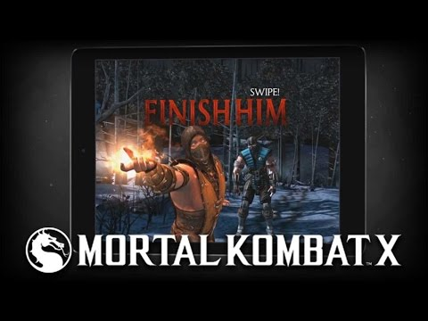 Mortal Kombat X: Mobile Trailer! video