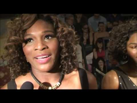 Seeing Double Serena Williams - Wax Figure Unveiling