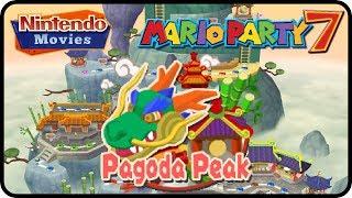 Mario Party 7 - Pagoda Peak (Multiplayer)