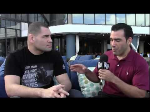 Cain Velasquez humbled by UFC win against JDS