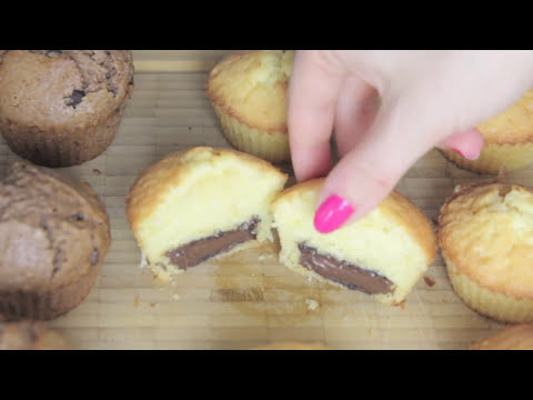 NUTELLA CUPCAKES ♥ Easy & Schnell ! | BibisBeautyPalace
