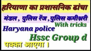 haryana police preparation, hssc group d preparations, haryana gk in hindi