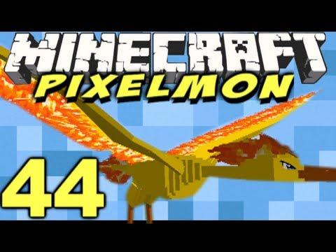Pixelmon #44 - I Found A MOLTRES!!! W/ xRpMx13 and Riczev (Minecraft Pokemon Mod)