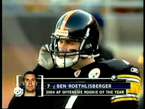 Nfl On Cbs - 2004 Afc Divisional Playoff - Jets Steelers Open video