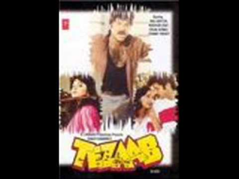tezaab so gaya ye jahan