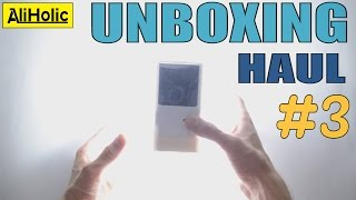 Stupid Things from #AliExpress: Unboxing Haul #3 - Aliholic