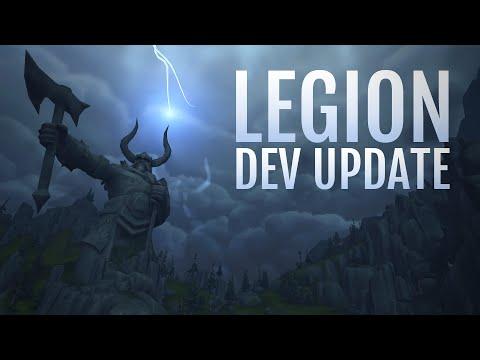 Legion Developer Update - May 10