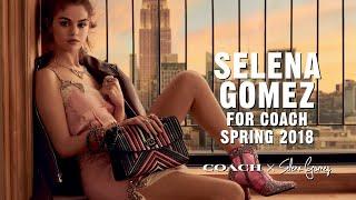 Download Lagu Selena Gomez for Coach Spring 2018 Gratis STAFABAND