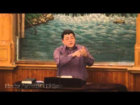Dragos Croitoru - Vindecarea ologului din nastere - predica