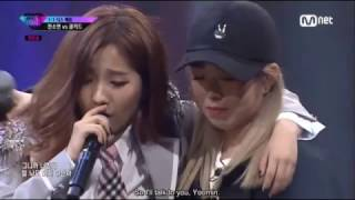 (ENG SUB) [Unpretty Rapstar 3 Ep. 4] (G)I-DLE Jeon Soyeon vs Coolkid @1v1 Diss Battle