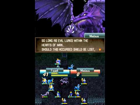 Fire Emblem: Light and Shadow: VS. Medeus (English)