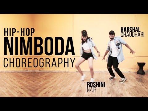 🔥 Hip-Hop Choreography on Nimboda by Harshal Chaudhari and Roshini Nair