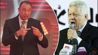 تفاصيل الصراع بين مرتضى منصور ومحمود الخطيب