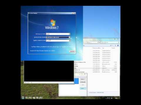 Cómo descargar e instalar Windows 7 autoactivado