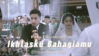 Download lagu Ricky Feb ft. Tri Suaka - Ikhlasku Bahagiamu ( )