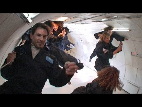 Zero Gravity Flight - Weightlessness
