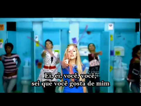 Avril Lavigne - Girlfriend (Legendado)