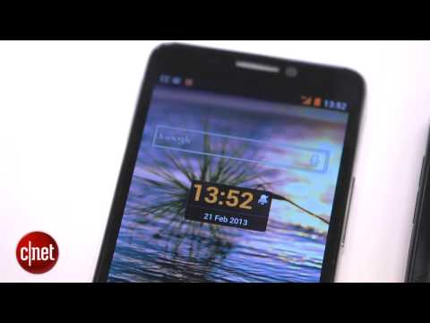 Orange Lumo. San Remo and Nivo offer 4G. Jelly Bean in Europe