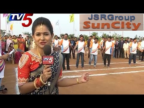 TV5 Sankranti Special Programe | JSR GROUP SUNCITY | EP-2 | TV5 News