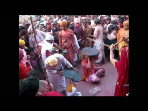 Lathmar Holi Barsana (2013) video