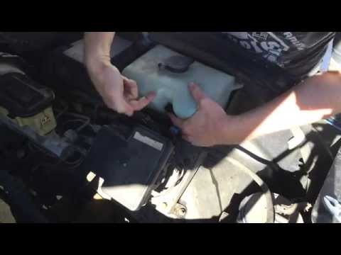 How To Replace The Windshield Washer Pump On A GM Truck