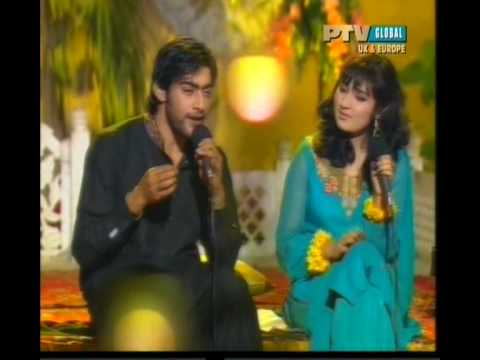 Aap Ko Bhool Jayein ( Sara Raza & Ali Abbas) (hq) video