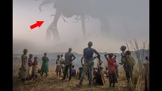 7 Unexplained Mysteries In The Sky Caught On Camera #3