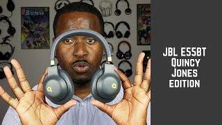 JBL E55BT Quincy Edition Wireless Headphone Review
