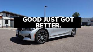 A NEW ICON: 2019 BMW 330i xDrive