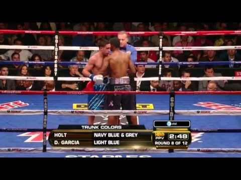 Kendall Holt vs Danny Garcia 2011 10 15 full fight