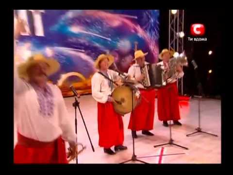 Украина мае талант 2 - группа Чип